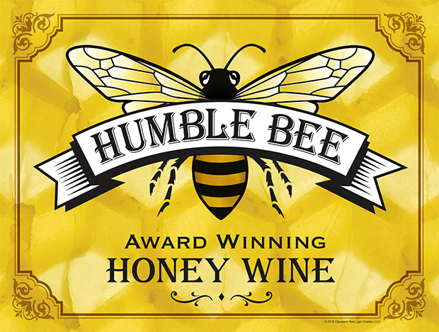 Logo for Humble Bee Vineyards