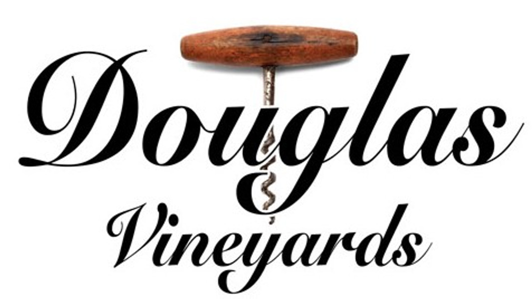 Logo for Douglas Vineyards