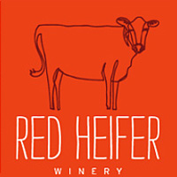 Logo for Red Heifer Winery