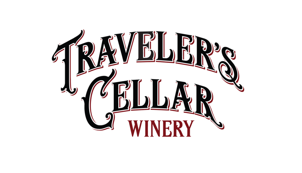 Logo for Traveler's Cellar Winery