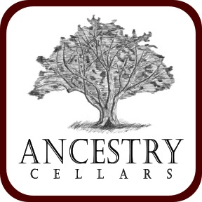 Logo for Ancestry Cellars