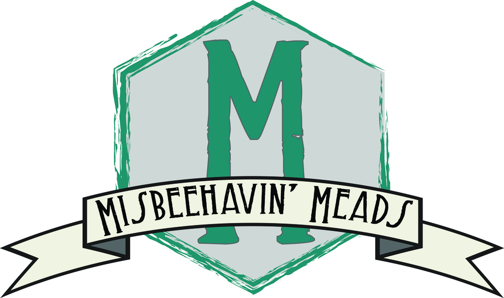 Logo for Misbeehavin' Meads