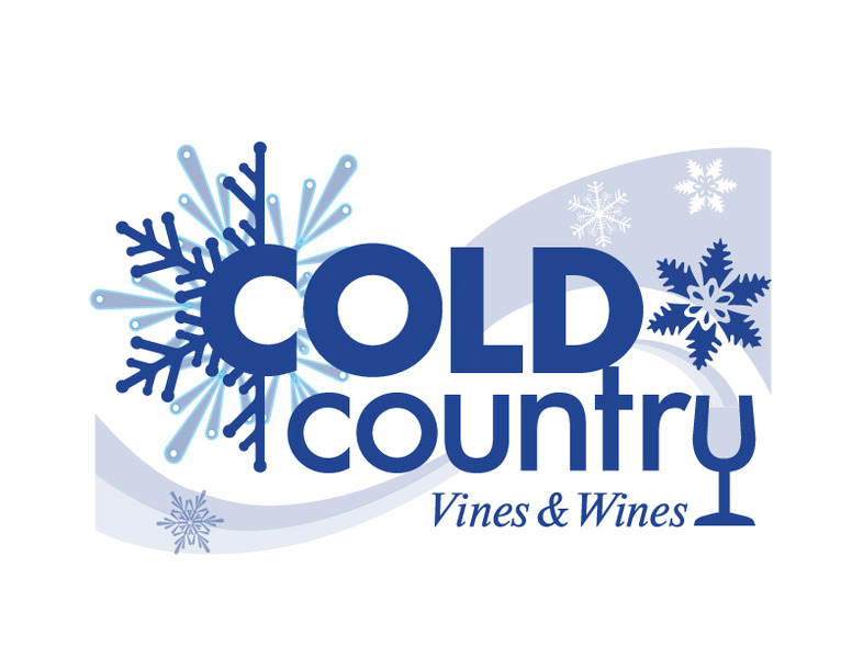Logo for Cold Country Vines & Wines