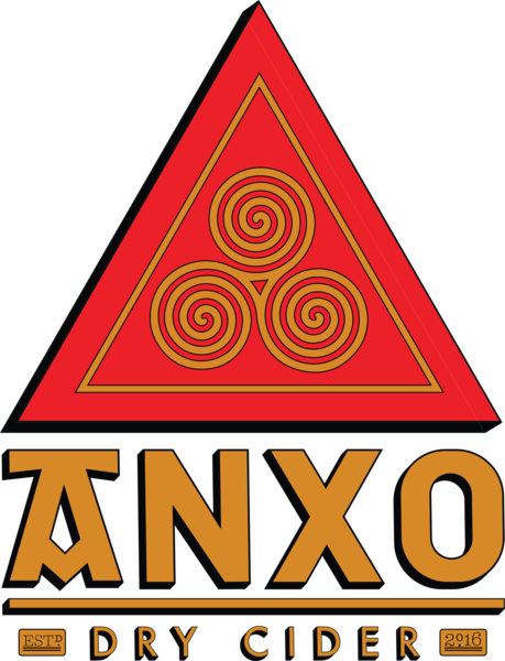 Brand for Anxo Cider