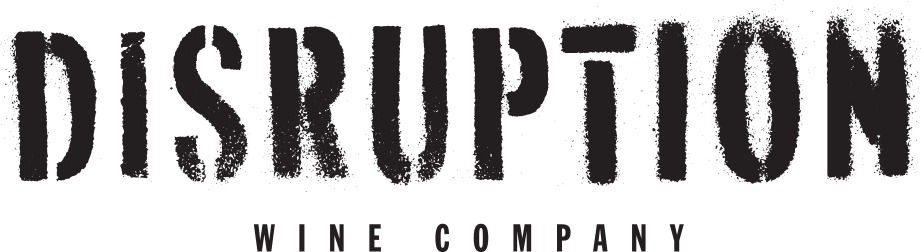 Logo for Disruption Wine Company