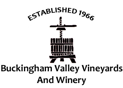 Logo for Buckingham Valley Vineyards