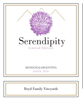 Brand for Serendipity