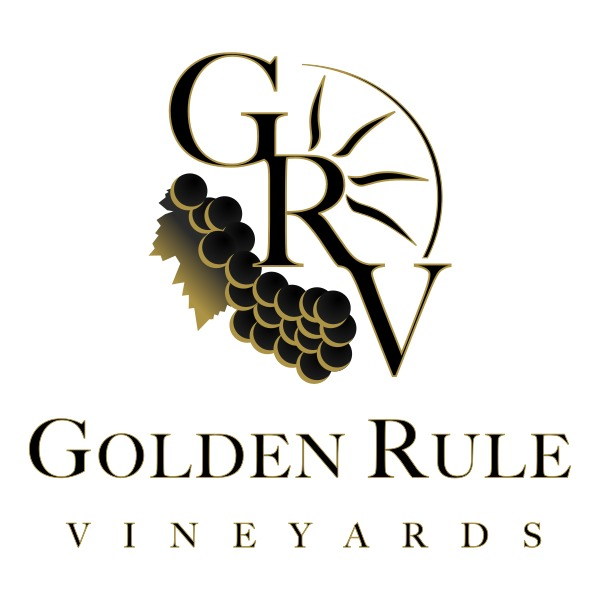 Logo for Golden Rule Vineyards