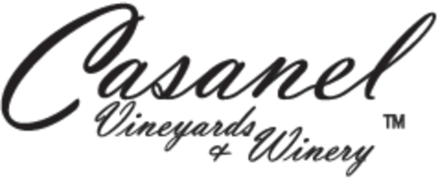 Logo for Casanel Vineyards & Winery