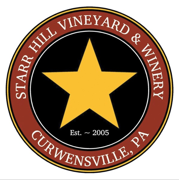 Logo for Starr Hill Vineyard & Winery