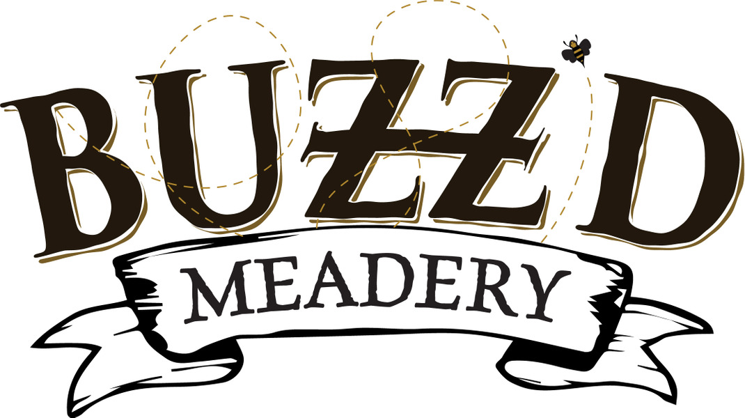 Brand for Buzz'd Meadery