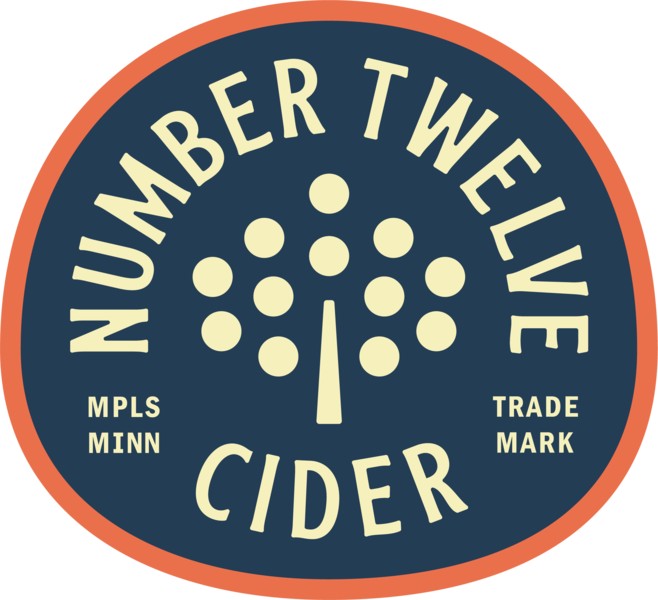 Brand for Number 12 Cider