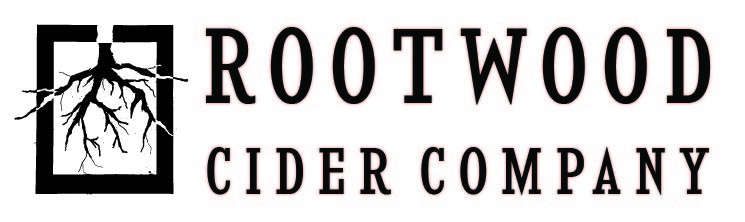 Brand for Rootwood Cider