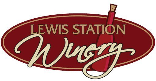 Brand for Lewis Station Winery