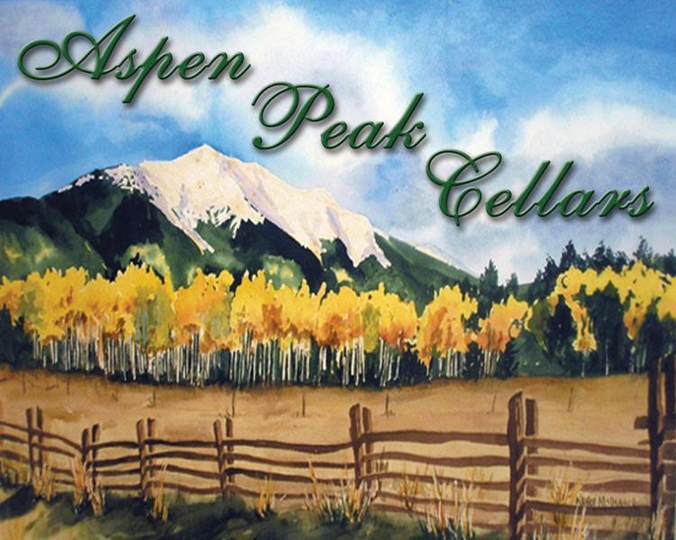 Logo for Aspen Peak Cellars