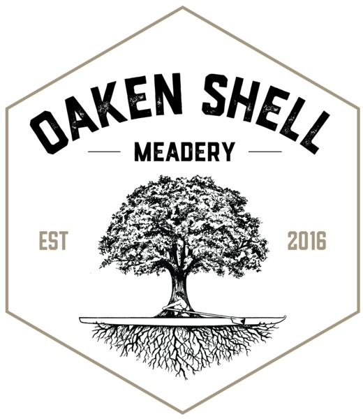 Brand for Oaken Shell Meadery
