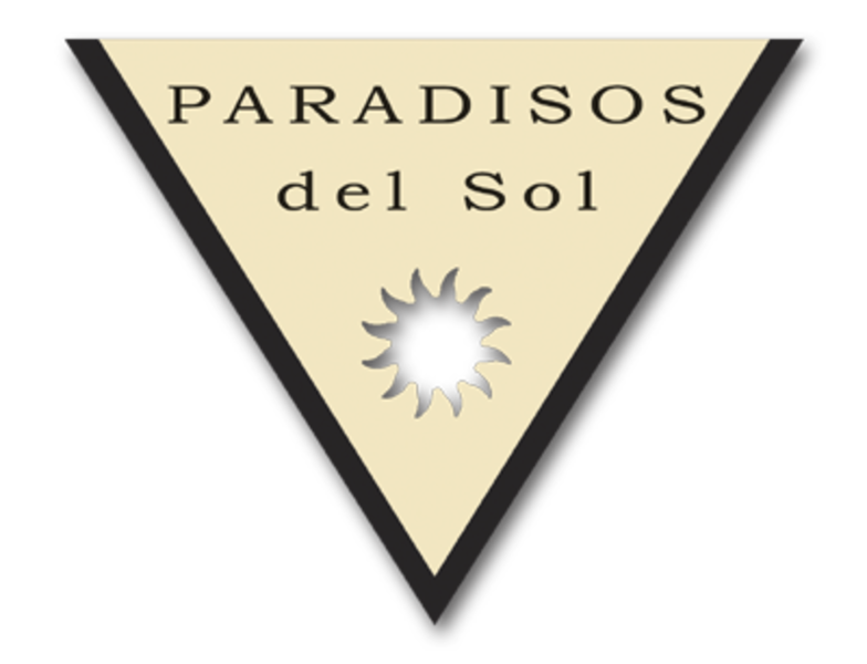 Logo for Paradisos del Sol Winery and Organic Vineyard