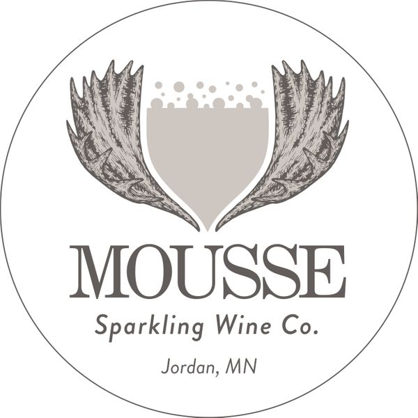 Brand for Mousse Sparkling Wine Co.
