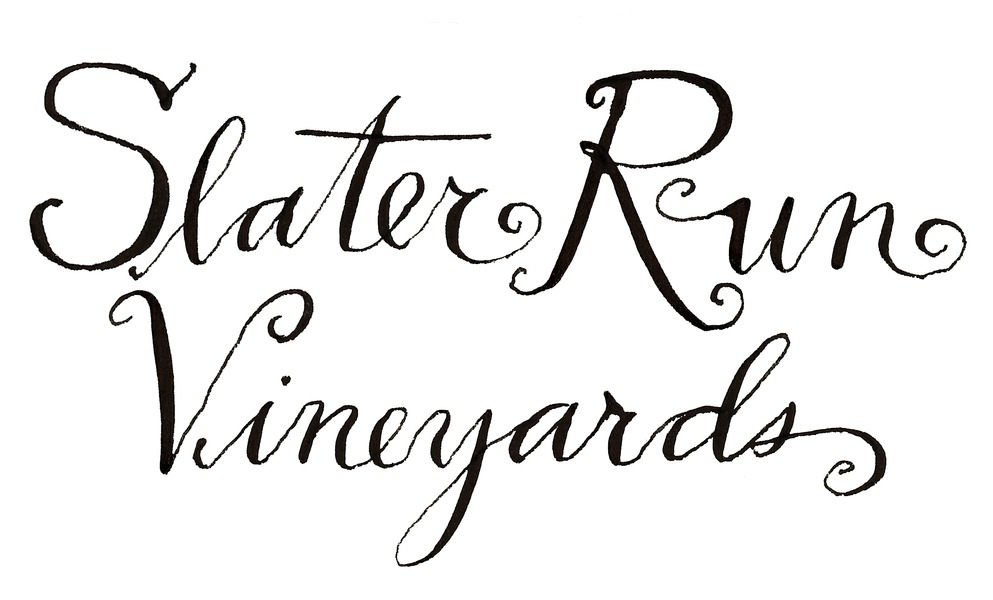 Logo for Slater Run Vineyards