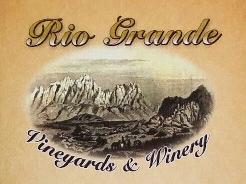 Logo for Rio Grande Vineyards and Winery