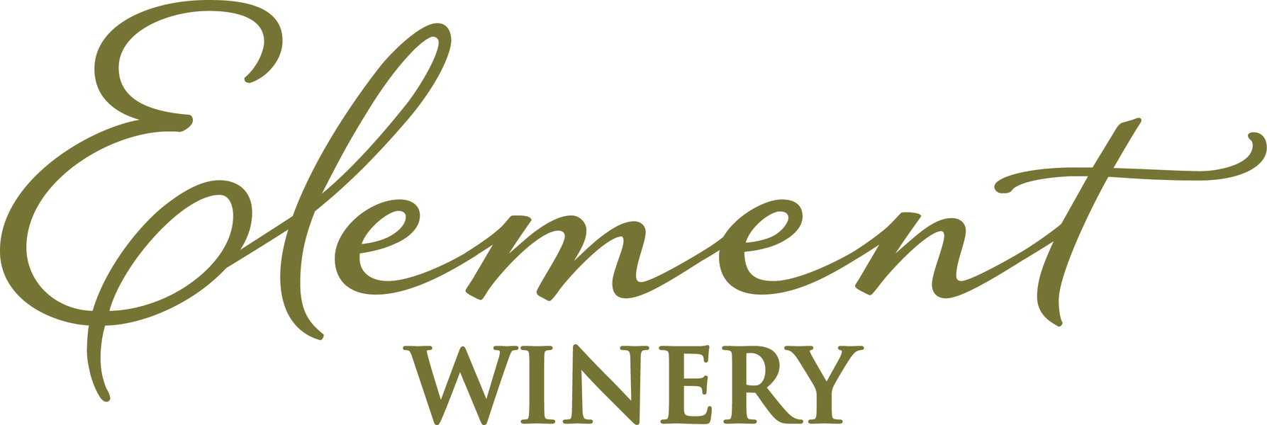Logo for Element Winery