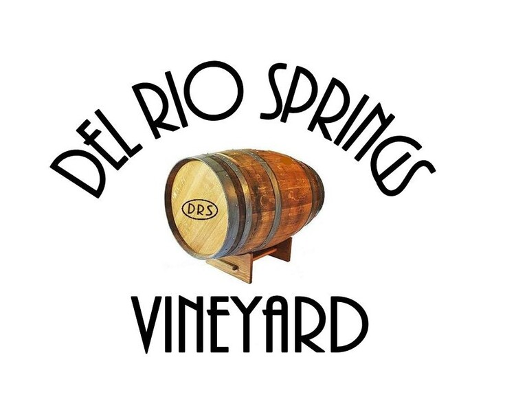 Logo for Del Rio Springs Vineyard