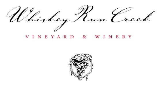 Logo for Whiskey Run Creek Vineyard & Winery