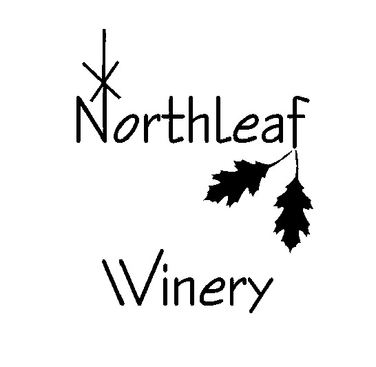 Logo for Northleaf Winery