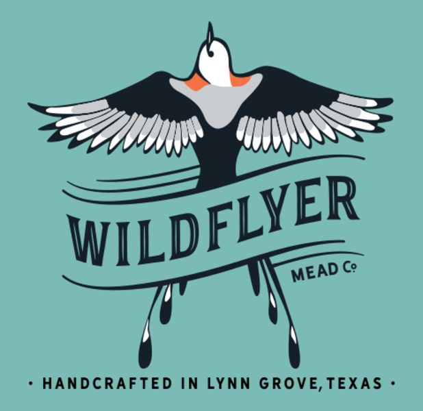 Brand for WildFlyer Mead Company