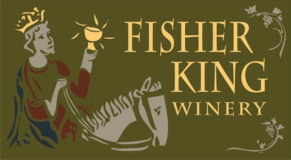 Logo for Fisher King Winery