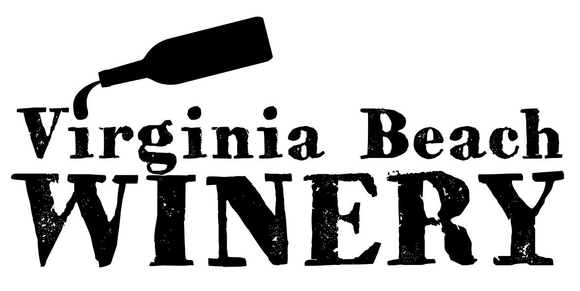 Logo for Virginia Beach Winery