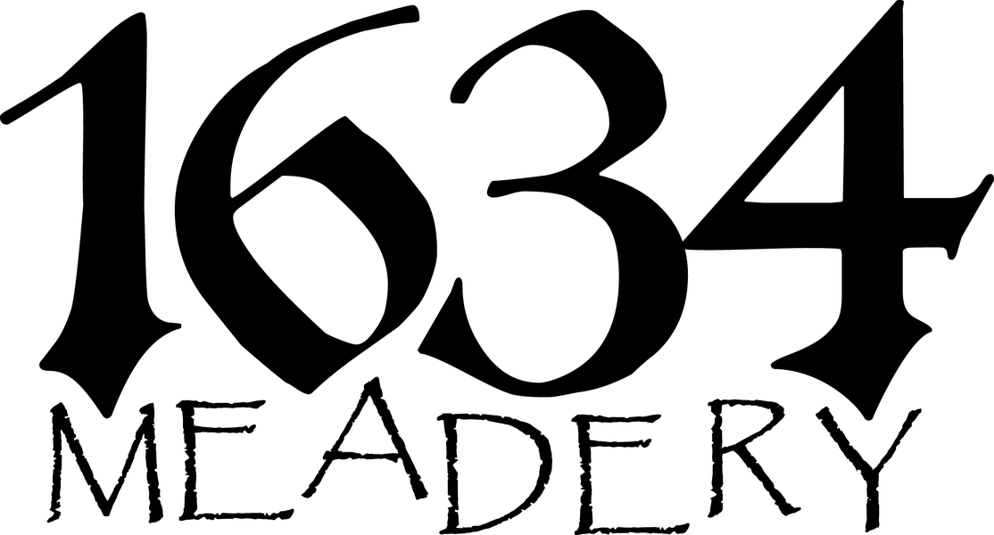 Logo for 1634 Meadery