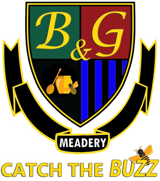 Logo for B&G Meadery
