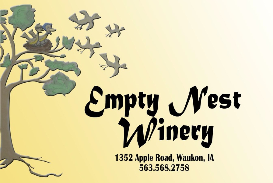 Logo for Empty Nest Winery