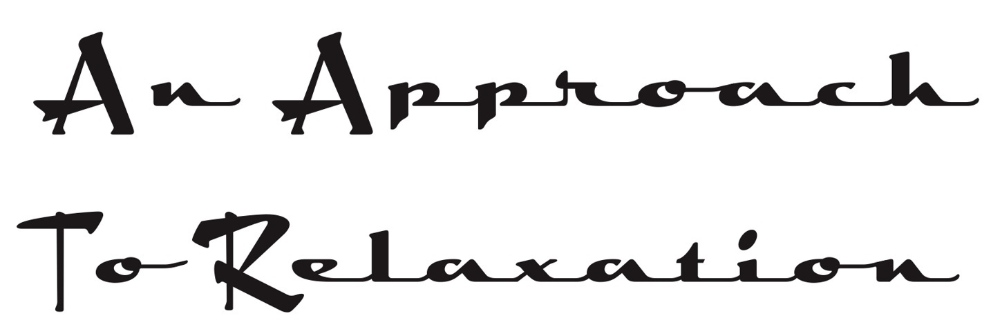 Logo for An Approach To Relaxation