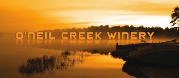 Logo for O'Neil Creek Winery