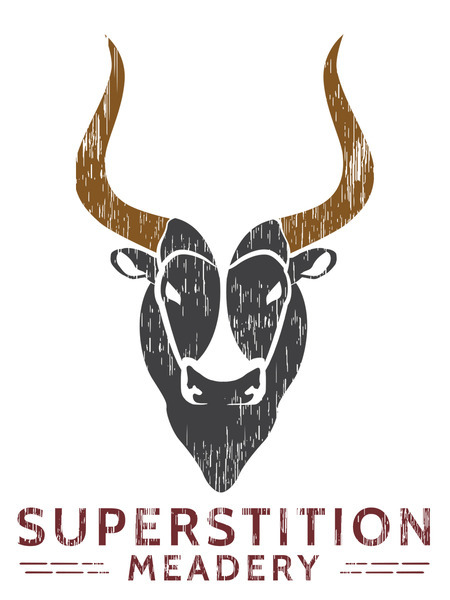 Logo for Superstition Meadery