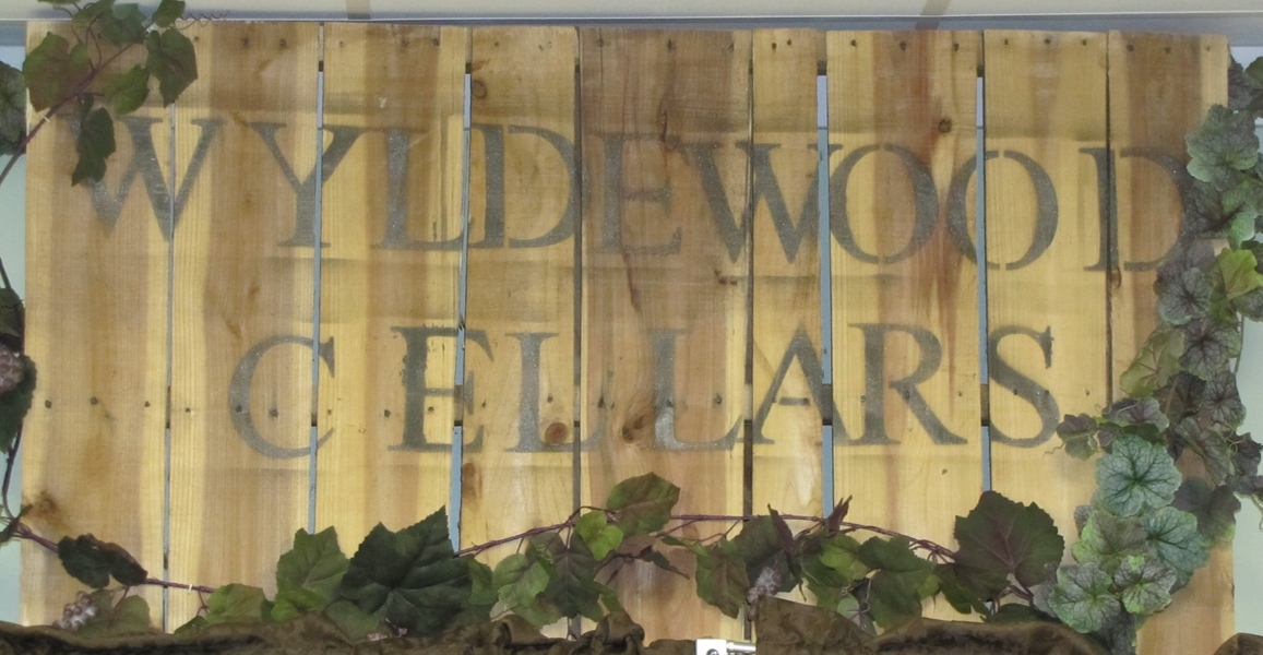 Logo for Wyldewood Cellars Illinois