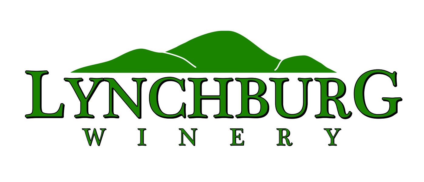 Brand for Lynchburg Winery