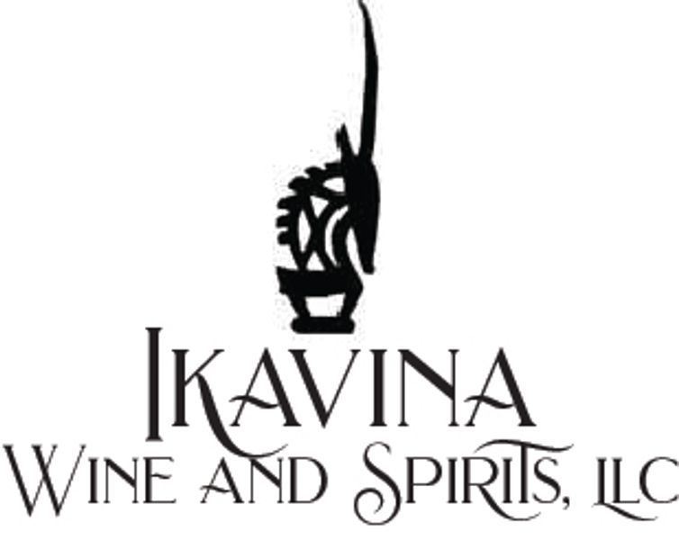Brand for Ikavina Wine and Spirits, LLC