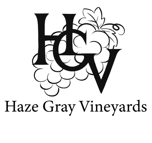 Logo for Haze Gray Vineyards