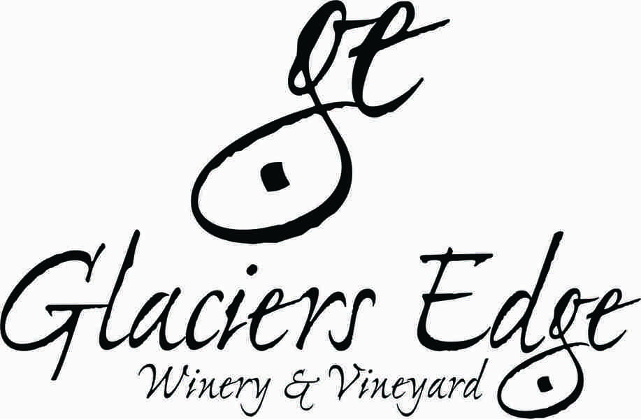 Logo for Glaciers Edge Winery