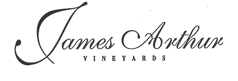 Logo for James Arthur Vineyards