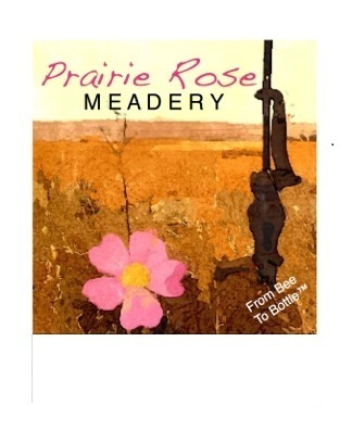 Brand for Prairie Rose Meadery