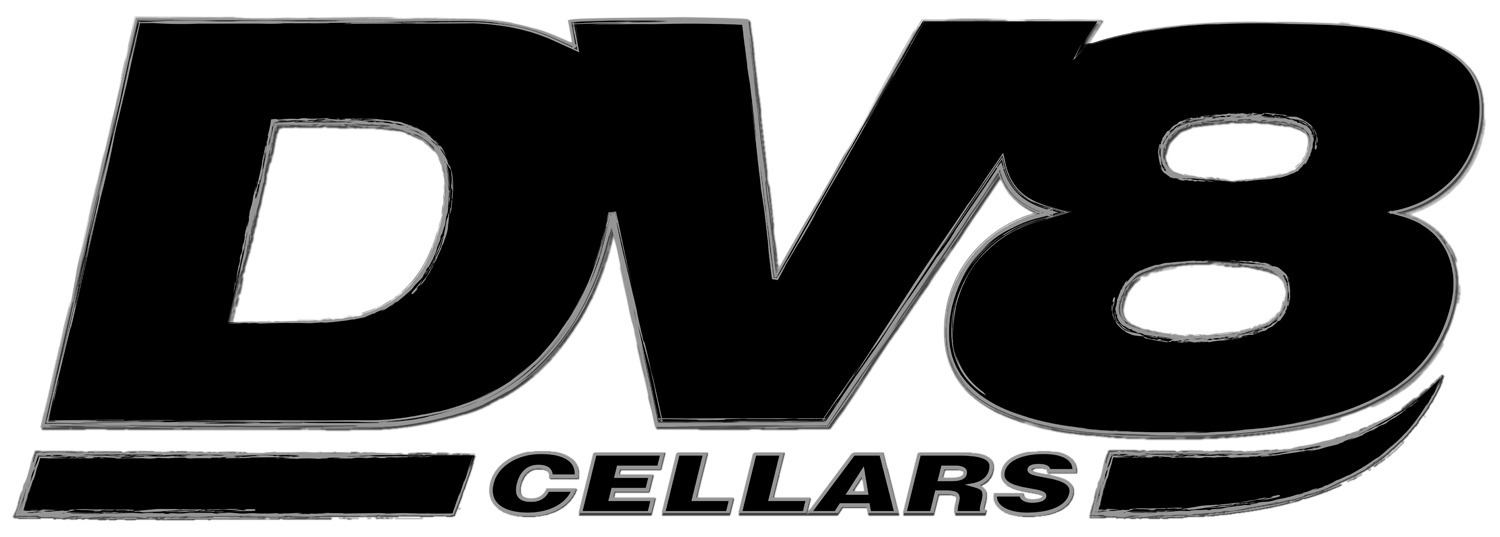 Logo for DV8 Cellars