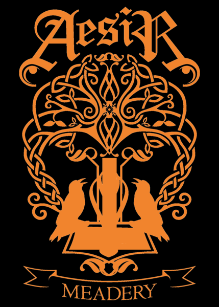 Logo for Aesir Meadery Co.