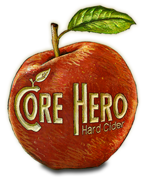Logo for Core Hero Hard Cider