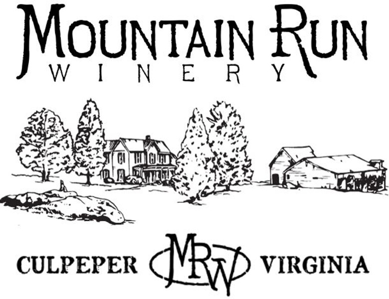 Logo for Mountain Run Winery