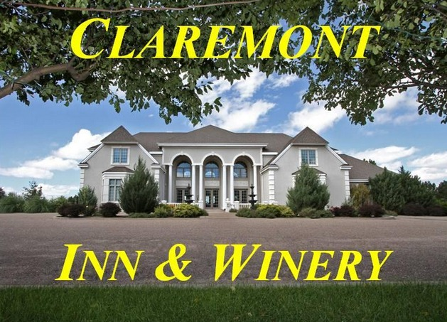 Logo for Claremont Inn & Winery