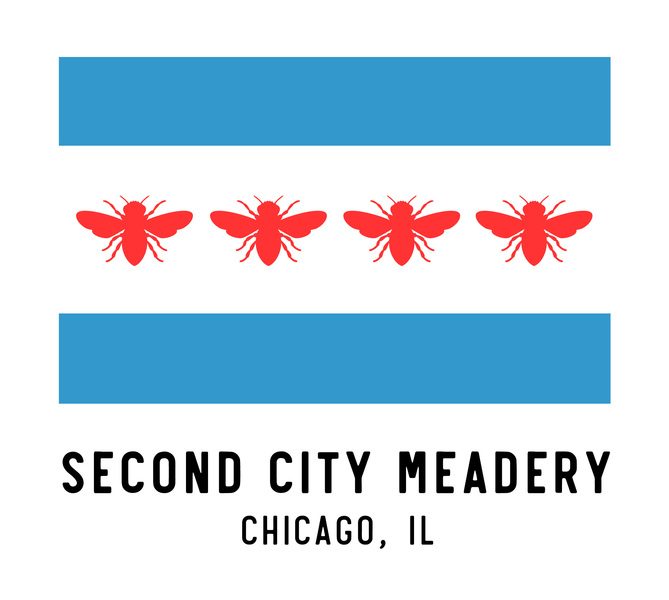 Brand for Second City Meadery